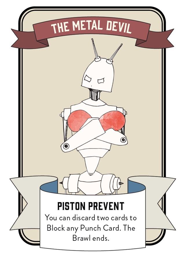 Steam-0 Card