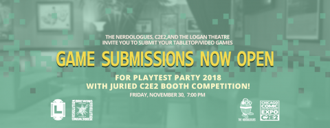 playtest party logo