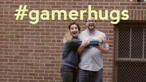 Embedded thumbnail for #gamerhugs