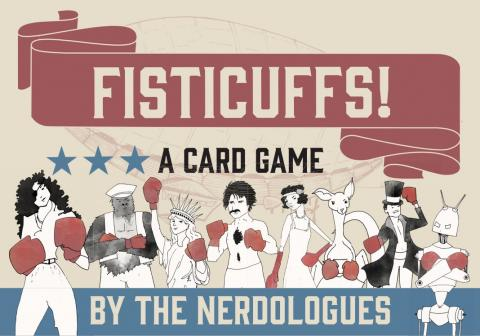 "Embedded thumbnail for Intro to ""Fisticuffs!"" - an Instructional Video"